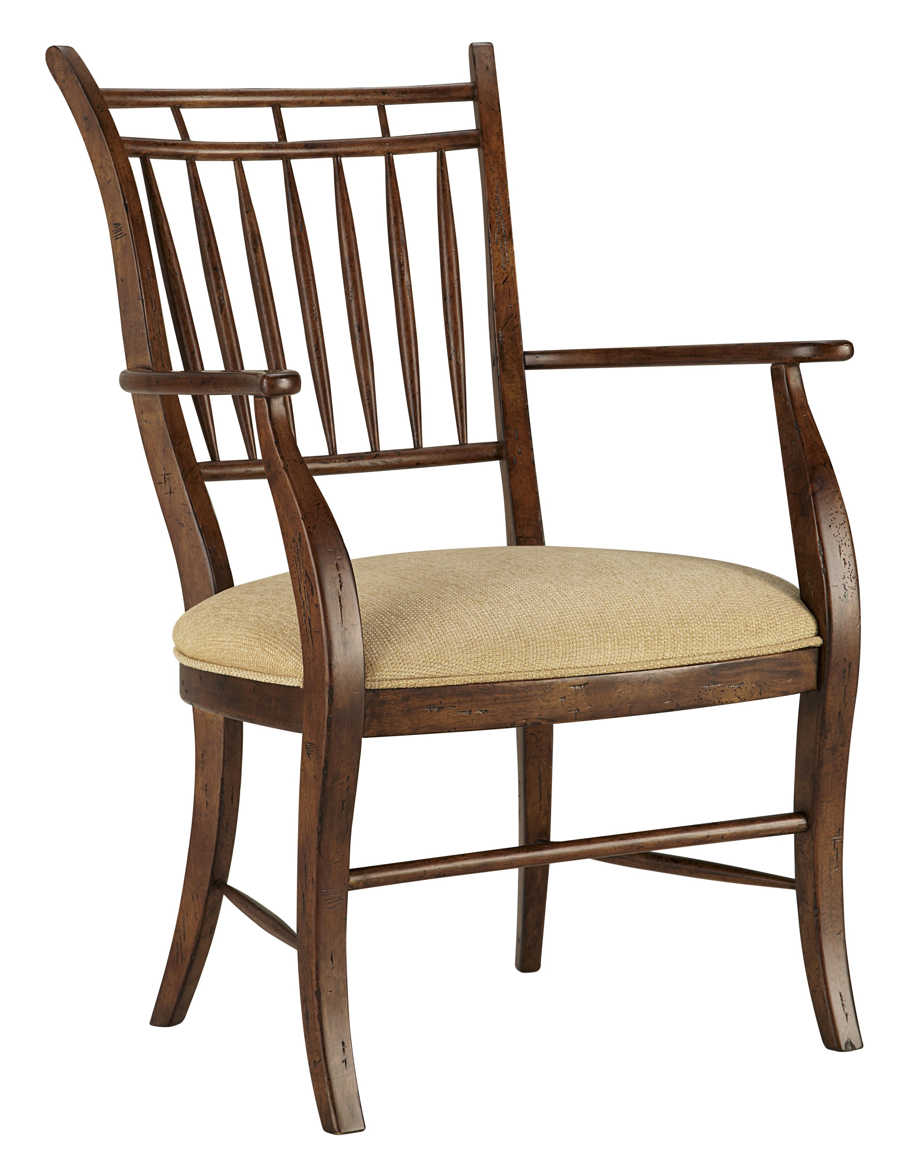 Spindle Arm Chair Fine Furniture Design Biltmore 1346 825 Spindle Dining Arm