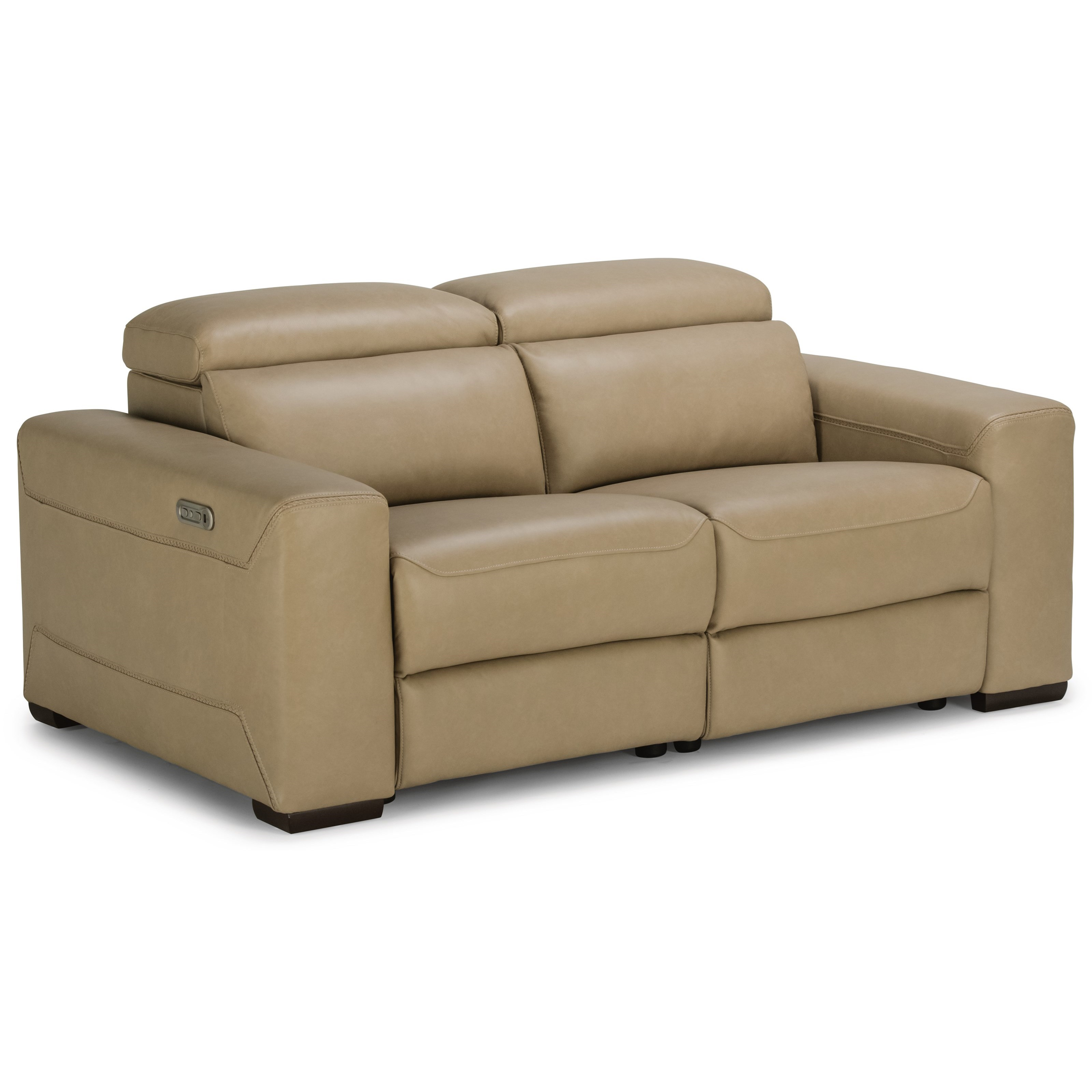 flexsteel reclining sofa warranty leather sofas for small living rooms lexon contemporary sectional love seat