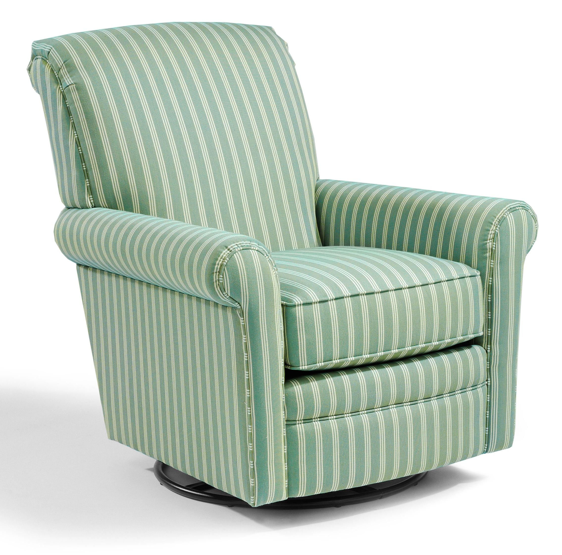 Swivel Glider Chairs Flexsteel Accents Plaza Swivel Glider Wayside Furniture