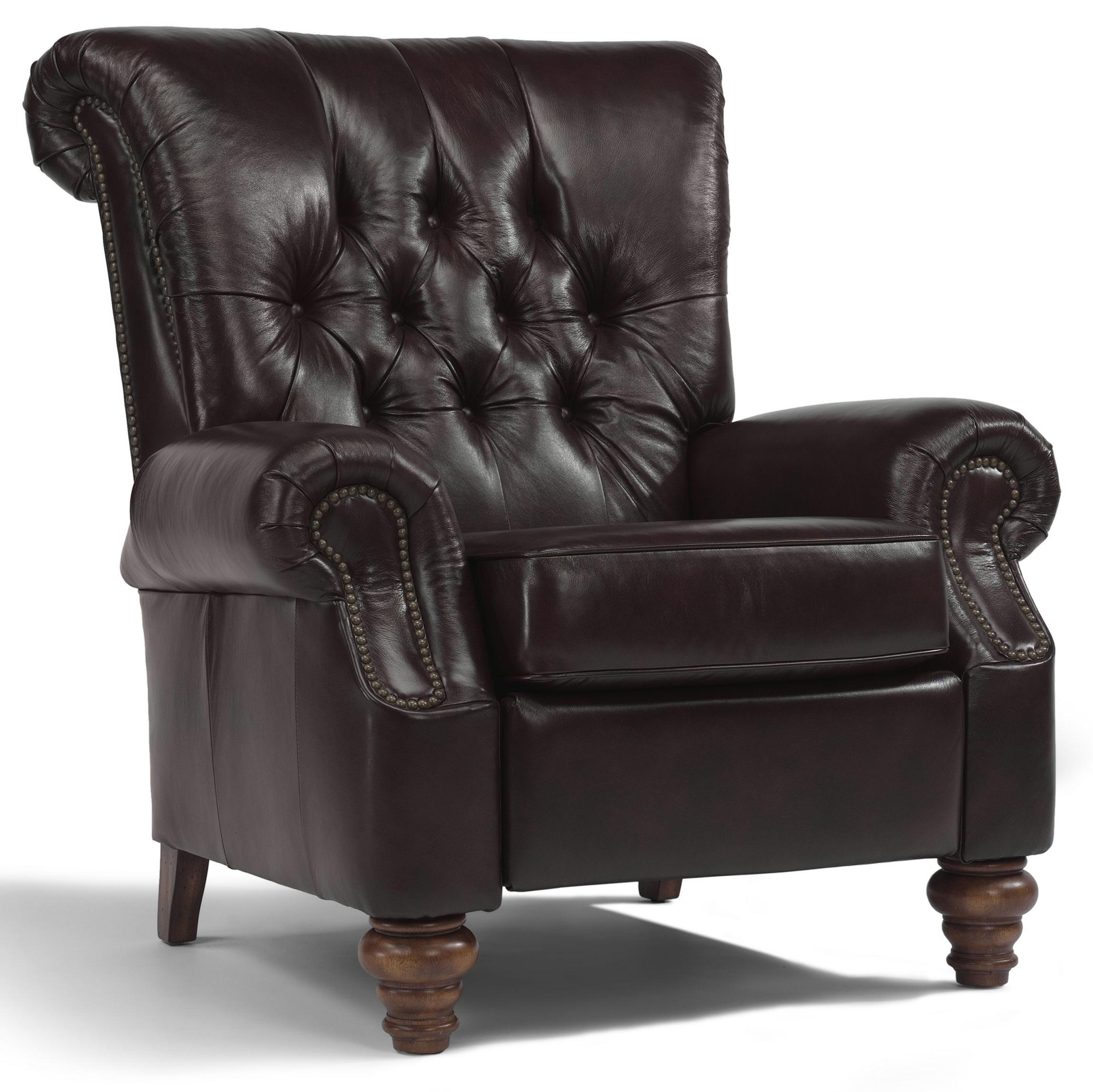recliner accent chairs massage chair stand for flexsteel accents equestrian high leg wayside