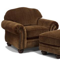 Flexsteel Bexley Sofa Durable Traditional Chair With Nailhead Trim