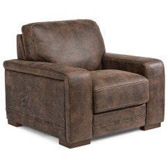 Flexsteel Sofa Sets Wicker Sectional Outdoor Latitudes Buxton Contemporary Leather Chair