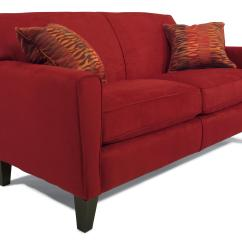 Sofa Foam Cushions Price India Comfy Chair Flexsteel Digby 70 Quot W Two Olinde 39s