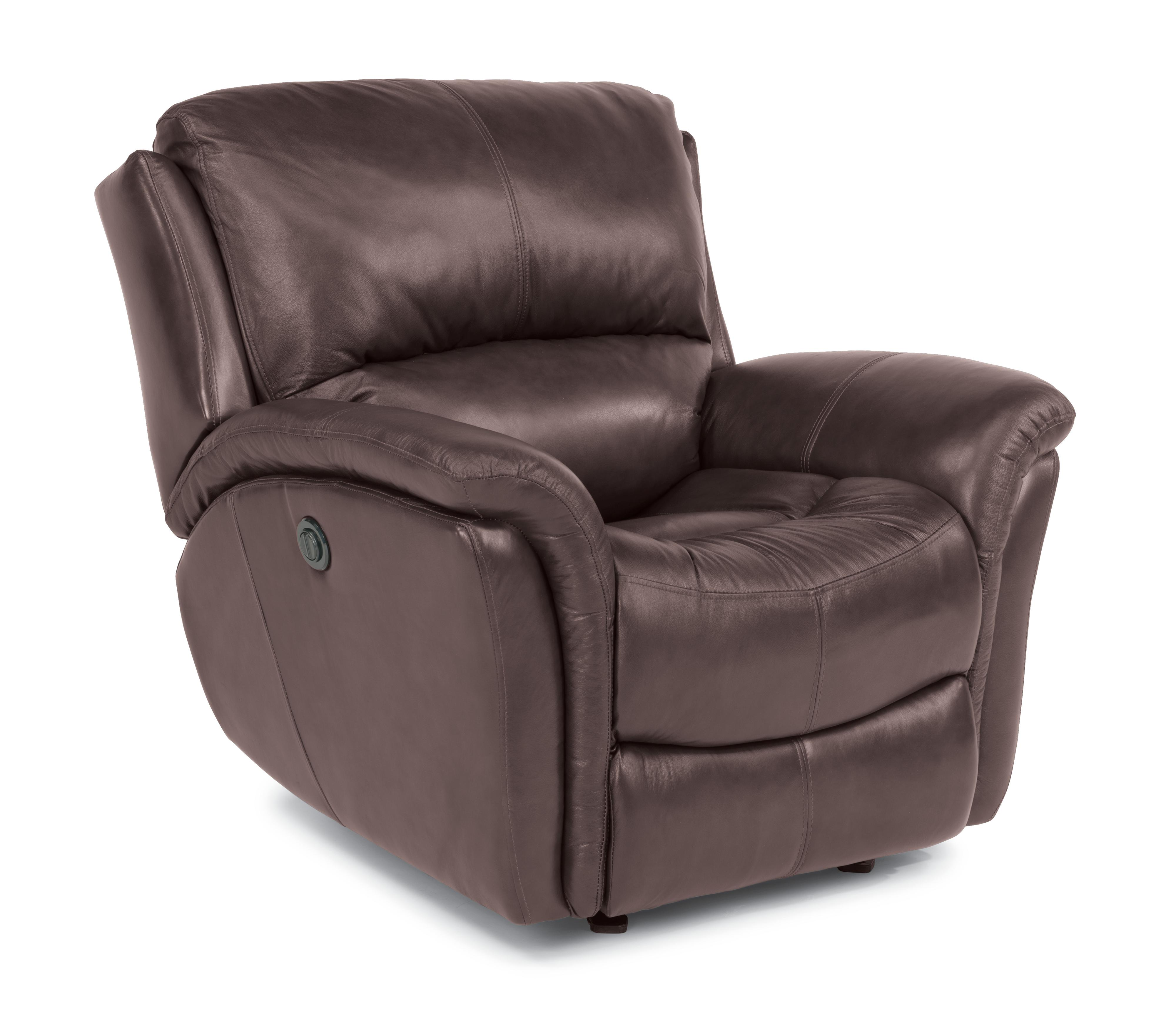 best chairs geneva glider blue metal flexsteel dominique 660344646 casual recliner
