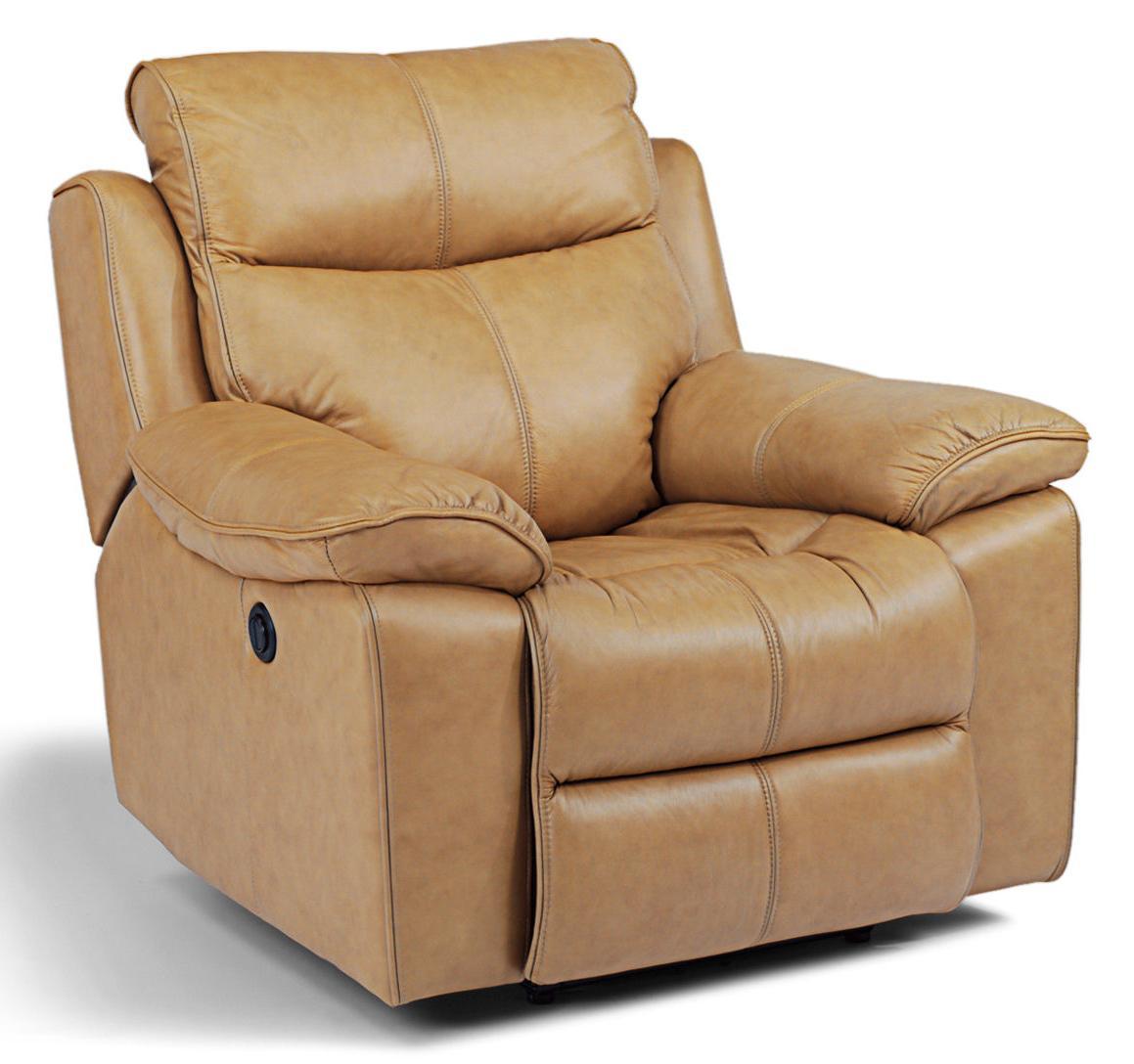 flexsteel julio reclining sofa capitola convertible chaise recliners fleet street