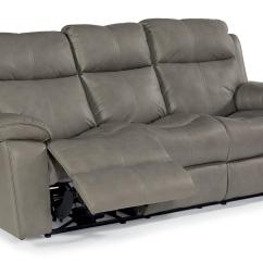 Flexsteel Leather Sofa Reviews How To Fold Click Clack Bed Grandview Home The Honoroak
