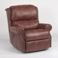 Zone Swivel Chair Plastic Wood Adirondack Plans Flexsteel Latitudes Comfort Traditional Recliner W