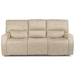 Flexsteel Reclining Sofa Warranty American Signature Beds Latitudes Cooper Contemporary Power