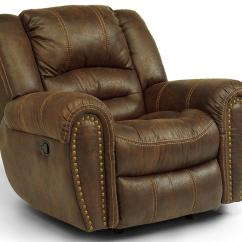 Broyhill Sofa Nebraska Furniture Mart Custom Made Covers Uk Flexsteel Latitudes Downtown Transitional Glider