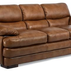 Flexsteel Sectional Sofas Kincaid Sleeper Latitudes Dylan Leather Stationary Sofa Ruby