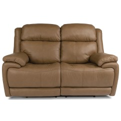 Crescent Power Sofa Recliner With Headrest Craigslist Sectional Nj Flexsteel Latitudes Elijah Contemporary Reclining