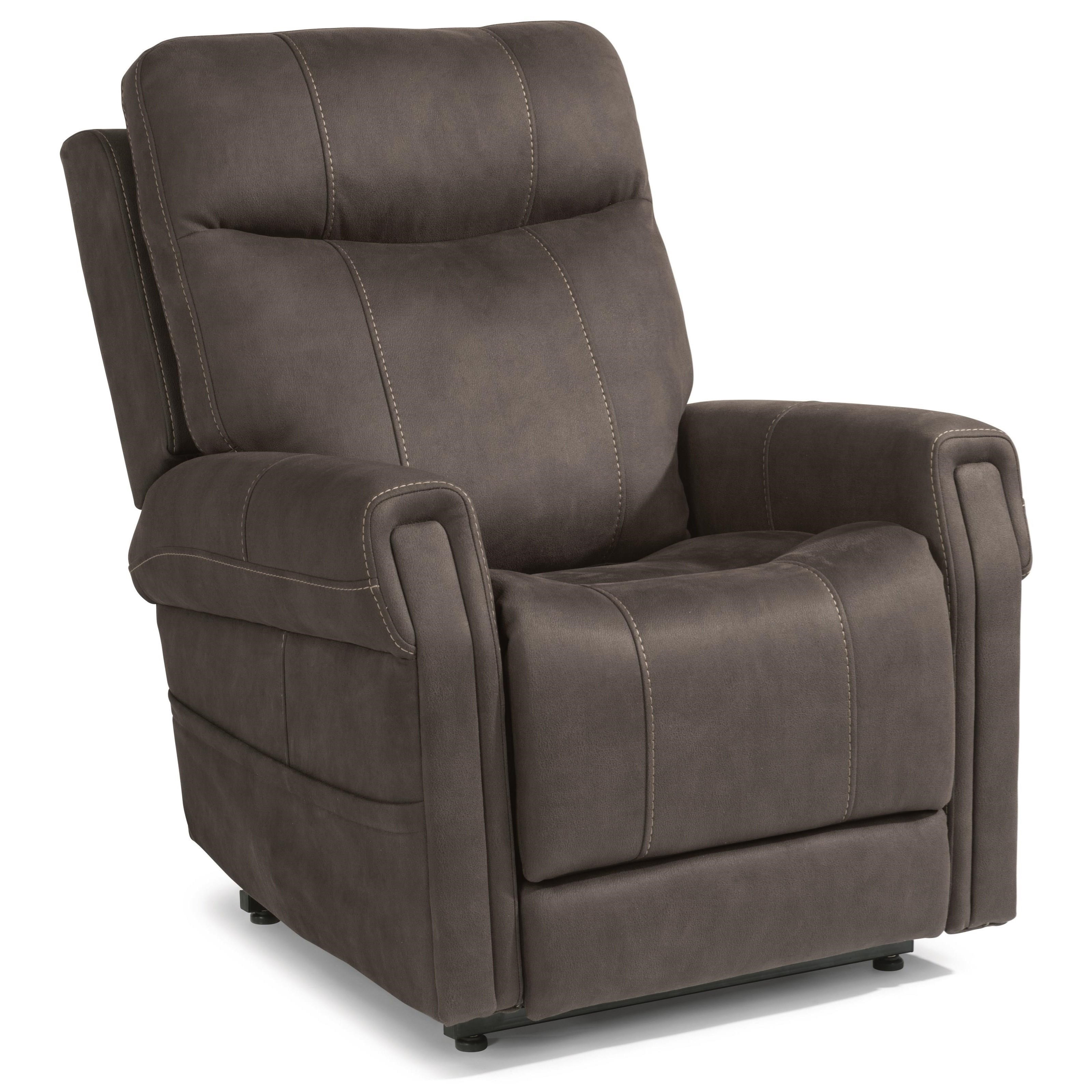 how to lift a chair with one hand parsons covers target flexsteel latitudes jenkins power recliner