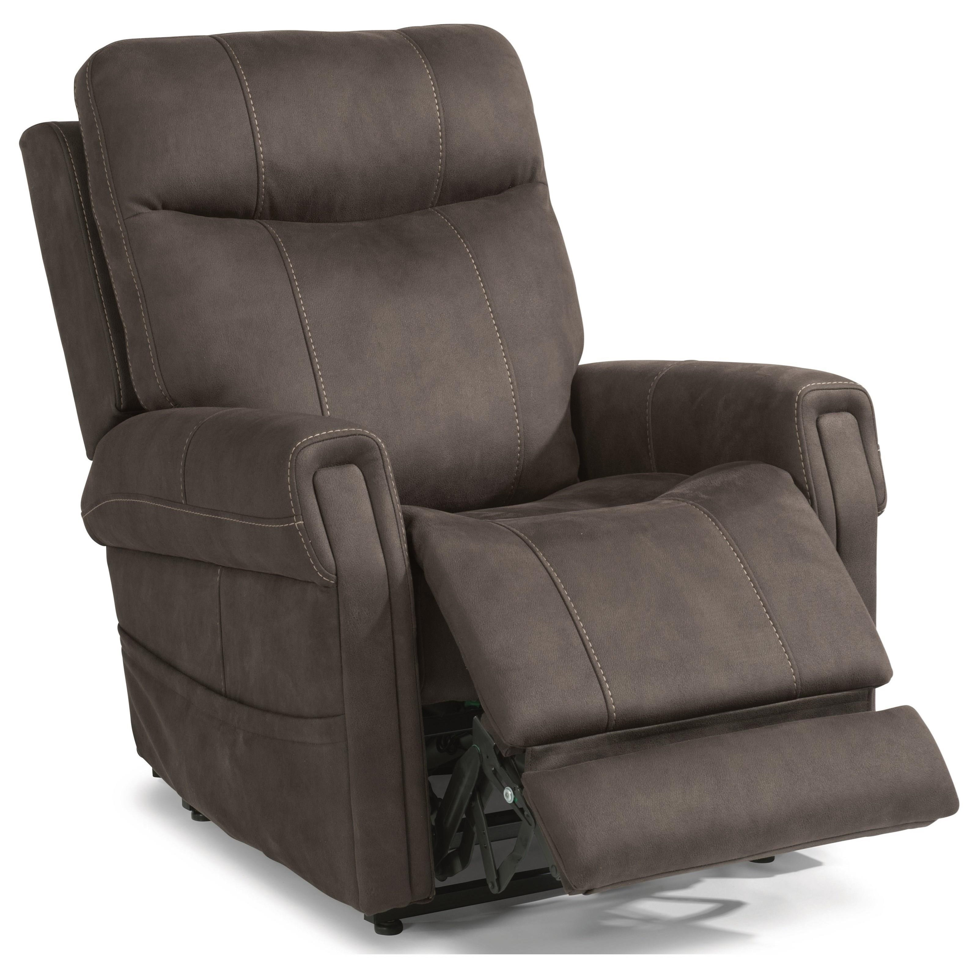 how to lift a chair with one hand cover alternatives wedding flexsteel latitudes jenkins power recliner