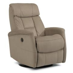 Swivel Chair Dimensions Wooden Seats Flexsteel Latitudes Go Anywhere Recliners Hart King Size