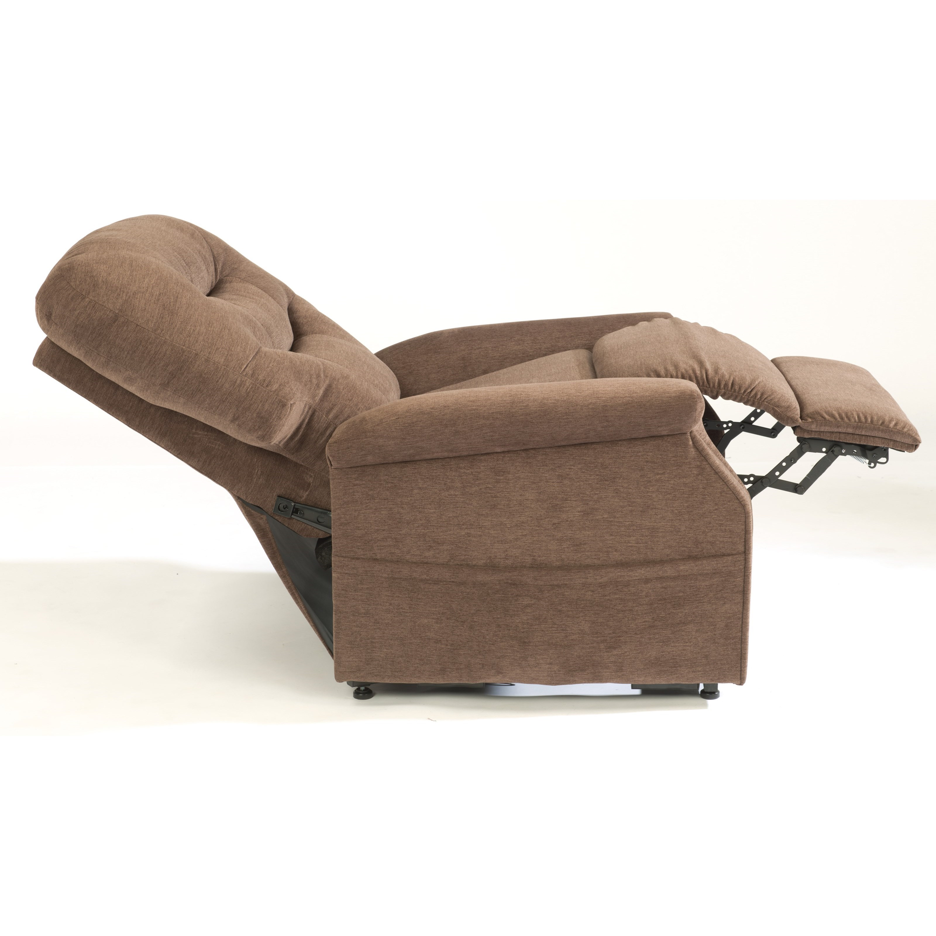 how to lift a chair with one hand movie bean bag flexsteel latitudes chairs hudson three way power