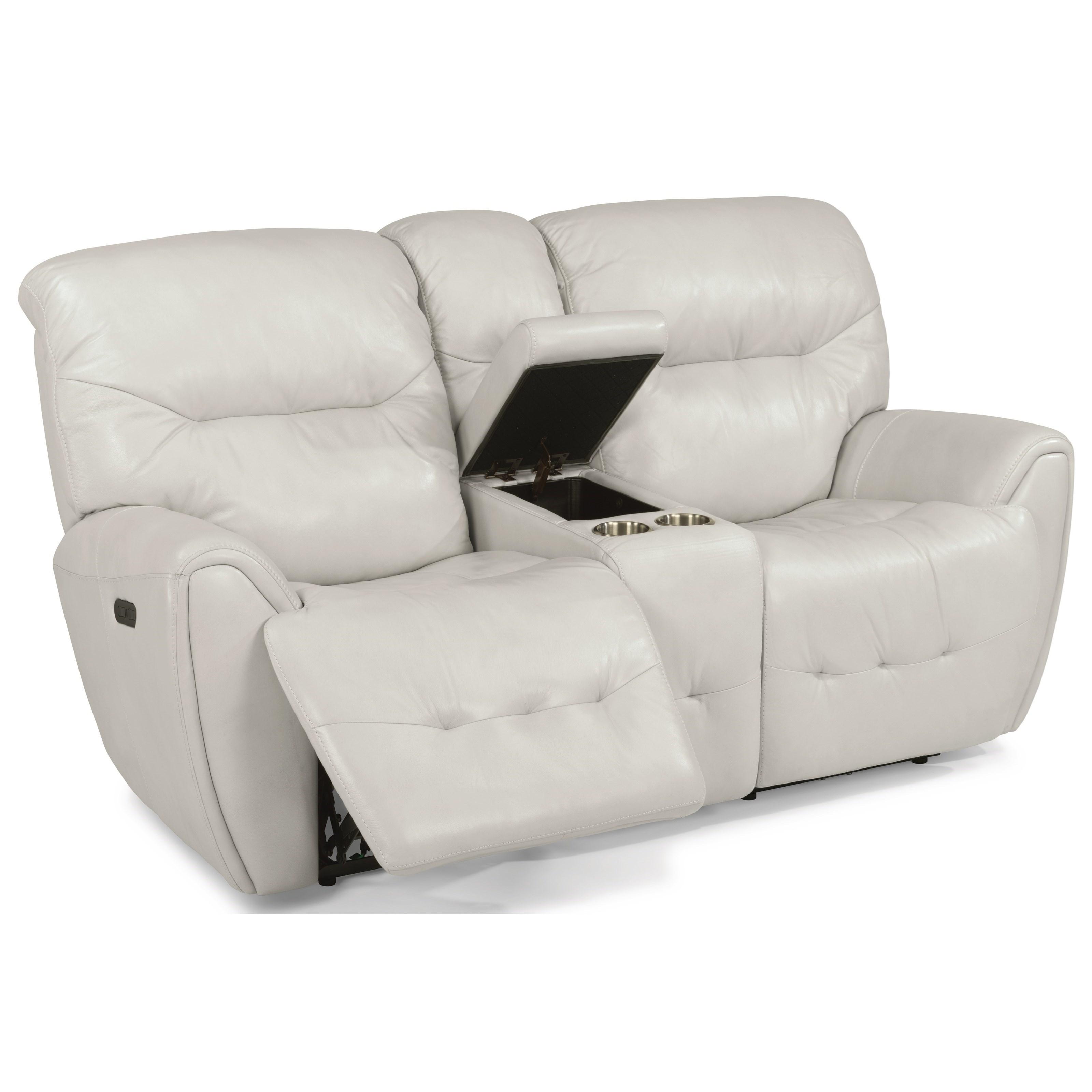 flexsteel reclining sofa warranty old set olx in delhi latitudes blaise contemporary power