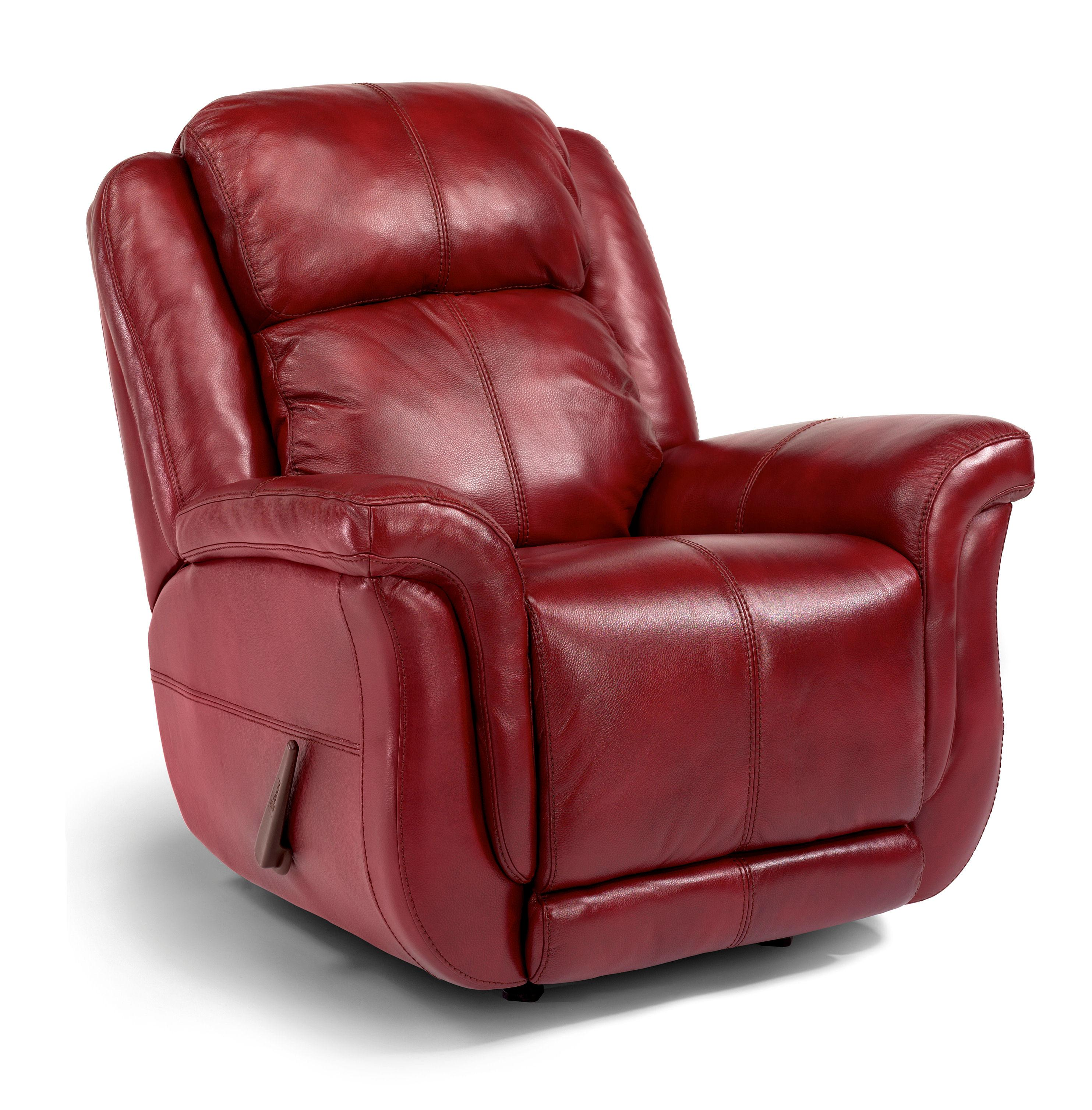 flexsteel chair prices wood desk chairs without wheels latitudes brookings casual rocker recliner