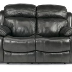 Flexsteel Capitol Double Reclining Sofa Curved Sectional Latitudes Como Power Dual Loveseat