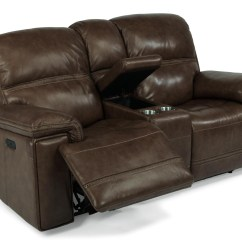 Flexsteel Recliner Sofa City Direct Reclining Leather