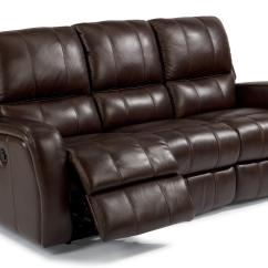 Two Cushion Power Reclining Sofa Sure Fit Suede Supreme Washable Slipcover Flexsteel Latitudes Hammond Casual Double