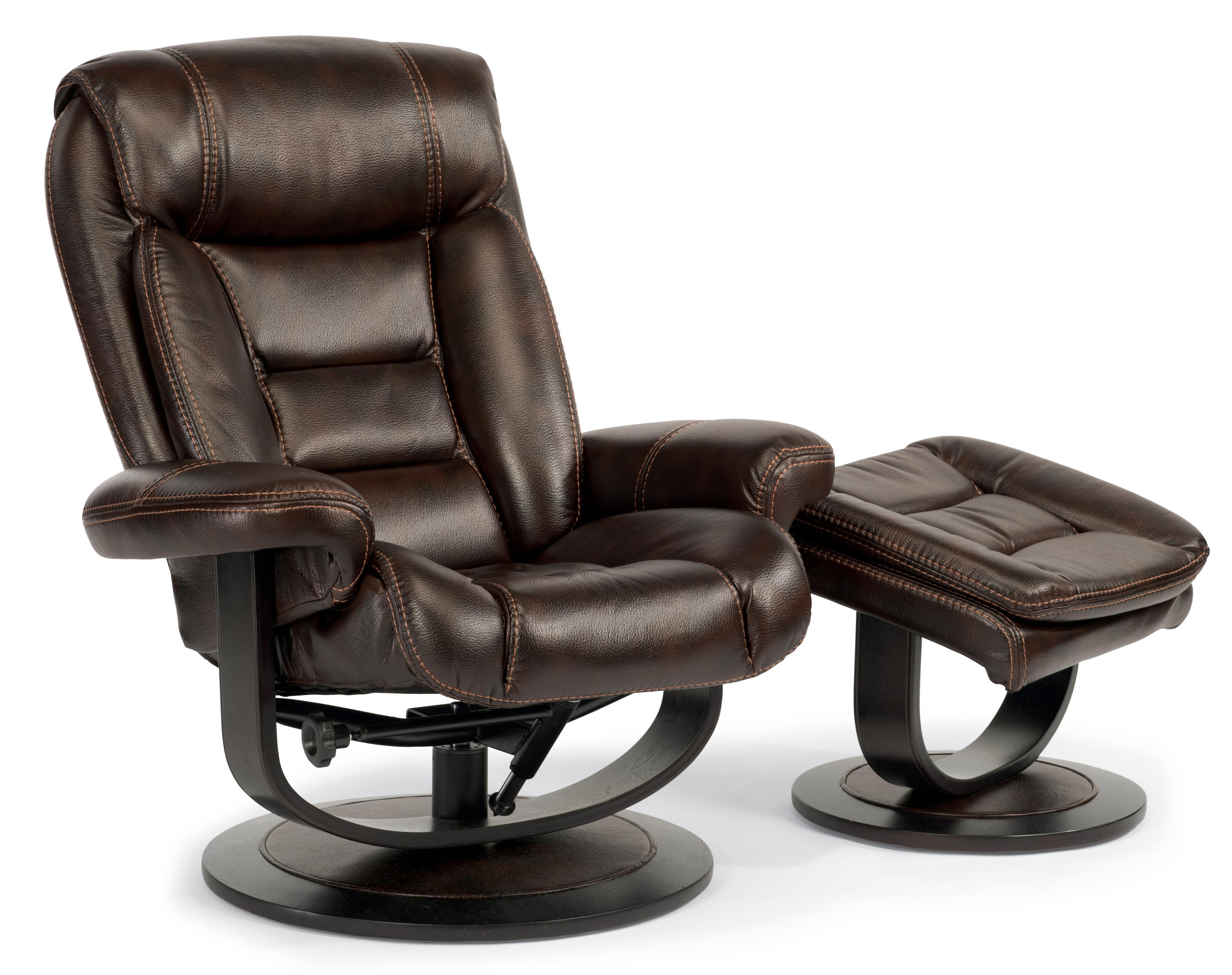 reclining chair and ottoman pedrali queen flexsteel latitudes hunter 1454 co modern zero gravity