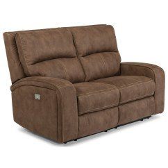 Crescent Power Sofa Recliner With Headrest Com Sale Flexsteel Latitudes Rhapsody 1150 60ph Contemporary