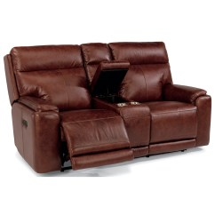 Flexsteel Reclining Sofa Warranty Multifunctional Sectional Bed Latitudes Sienna Power Love Seat With