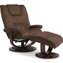 Reclining Chair And Ottoman Office Ireland Flexsteel Latitudes Spencer Modern Zero Gravity