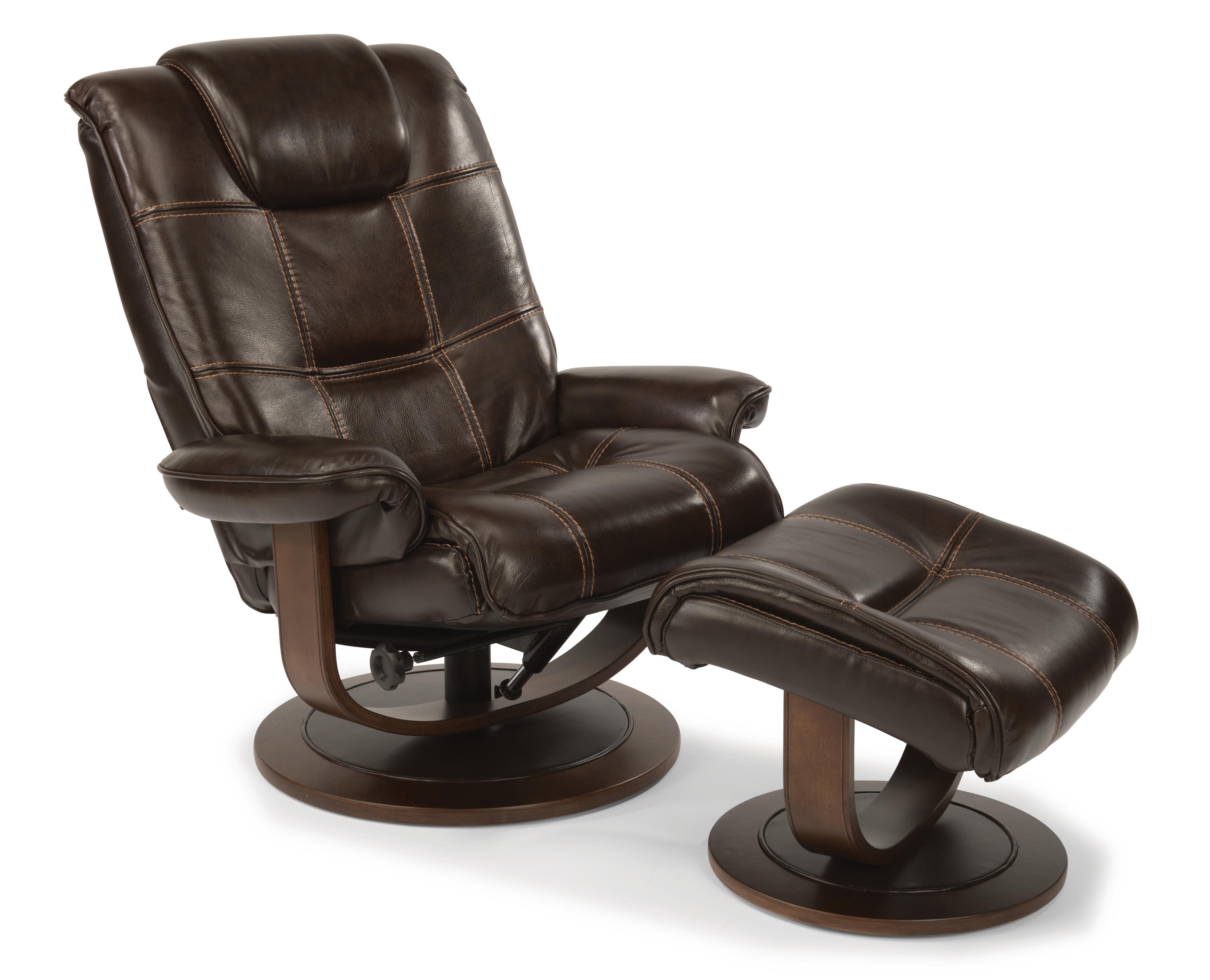 recliner vs chair with ottoman spandex covers ebay flexsteel latitudes spencer 1457 co modern zero