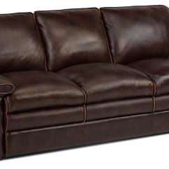 Flexsteel Sofa Sets Semi Aniline Leather Latitudes Penthouse 1774 31 Casual With