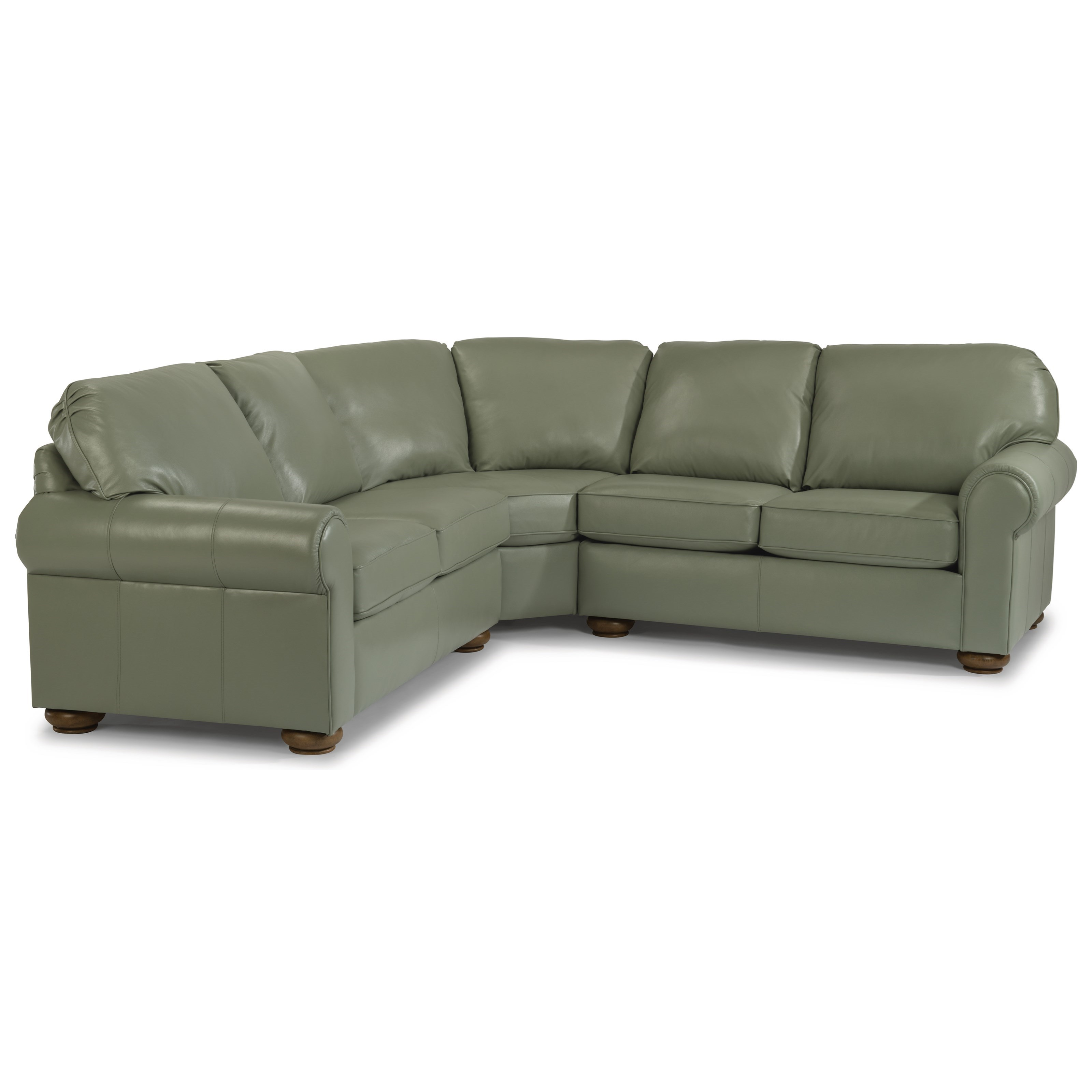 flexsteel sofa bed mattress leather outlet uk reviews preston traditional 4 seat sectional