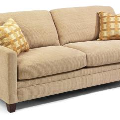 Quality Queen Sleeper Sofa American Leather Bed Sale Flexsteel Serendipity 5552 44 Upholstered