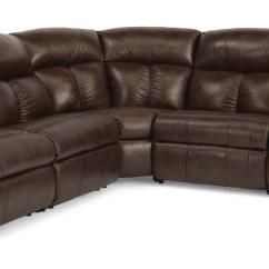 Flexsteel Reclining Sofa Warranty Outdoor Sets India Triton Sectional Wayside