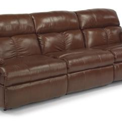 Flexsteel Sectional Sofas Where Can I Donate An Old Sofa Triton Three Piece Reclining With