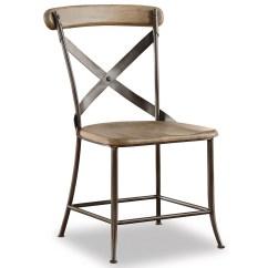 Steel Armless Chair Rentals Nyc Flexsteel Wynwood Collection Keystone Industrial