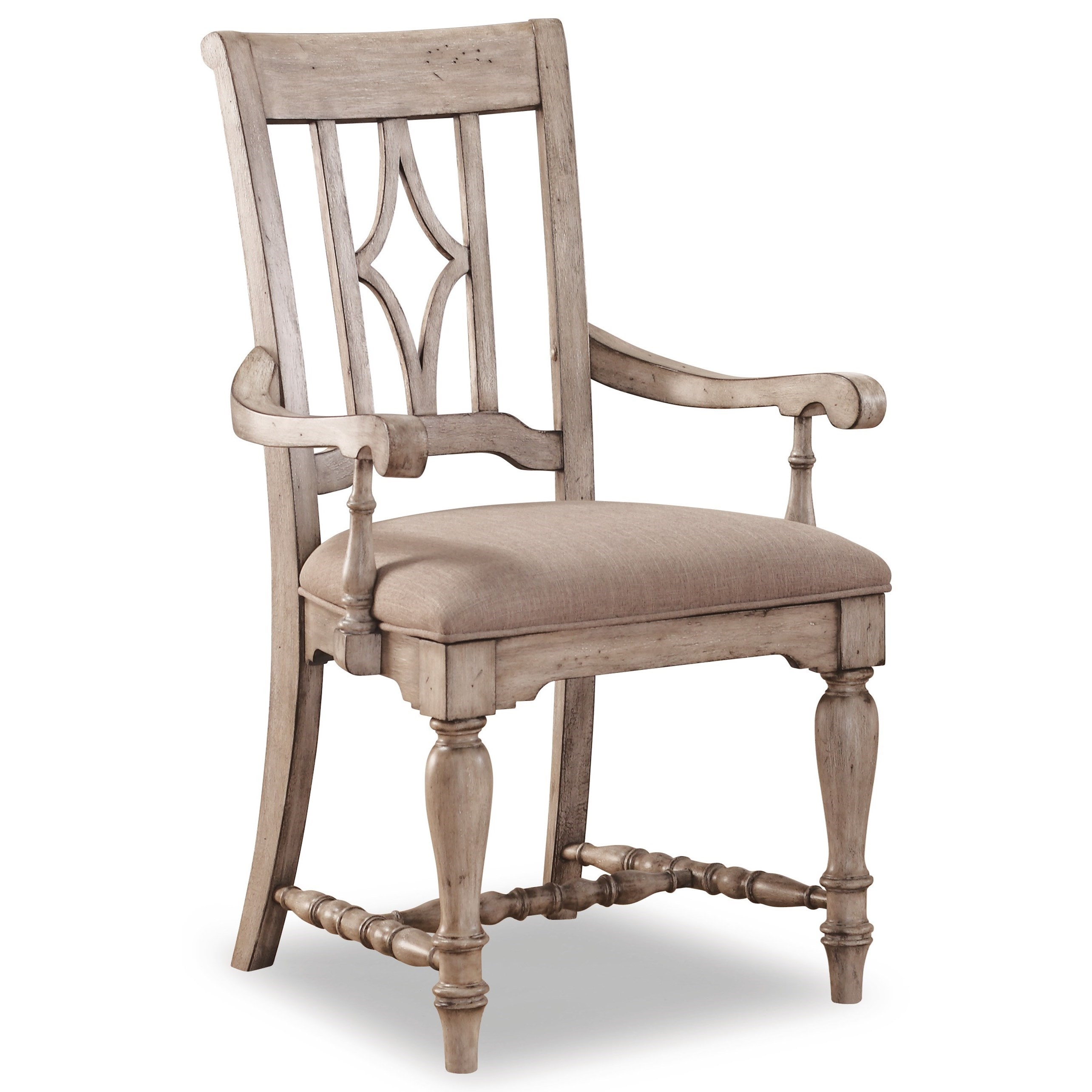 s dining chair chaise lounge cushions flexsteel wynwood collection plymouth cottage arm