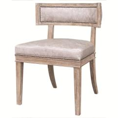 Distressed Dining Chairs Wood Lawn Plans Four Hands Kensington Carter Chair W