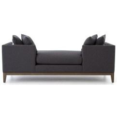 Kensington Chaise Sofa Bed Jackson Palisades Review Four Hands Cbbs Mercury Double