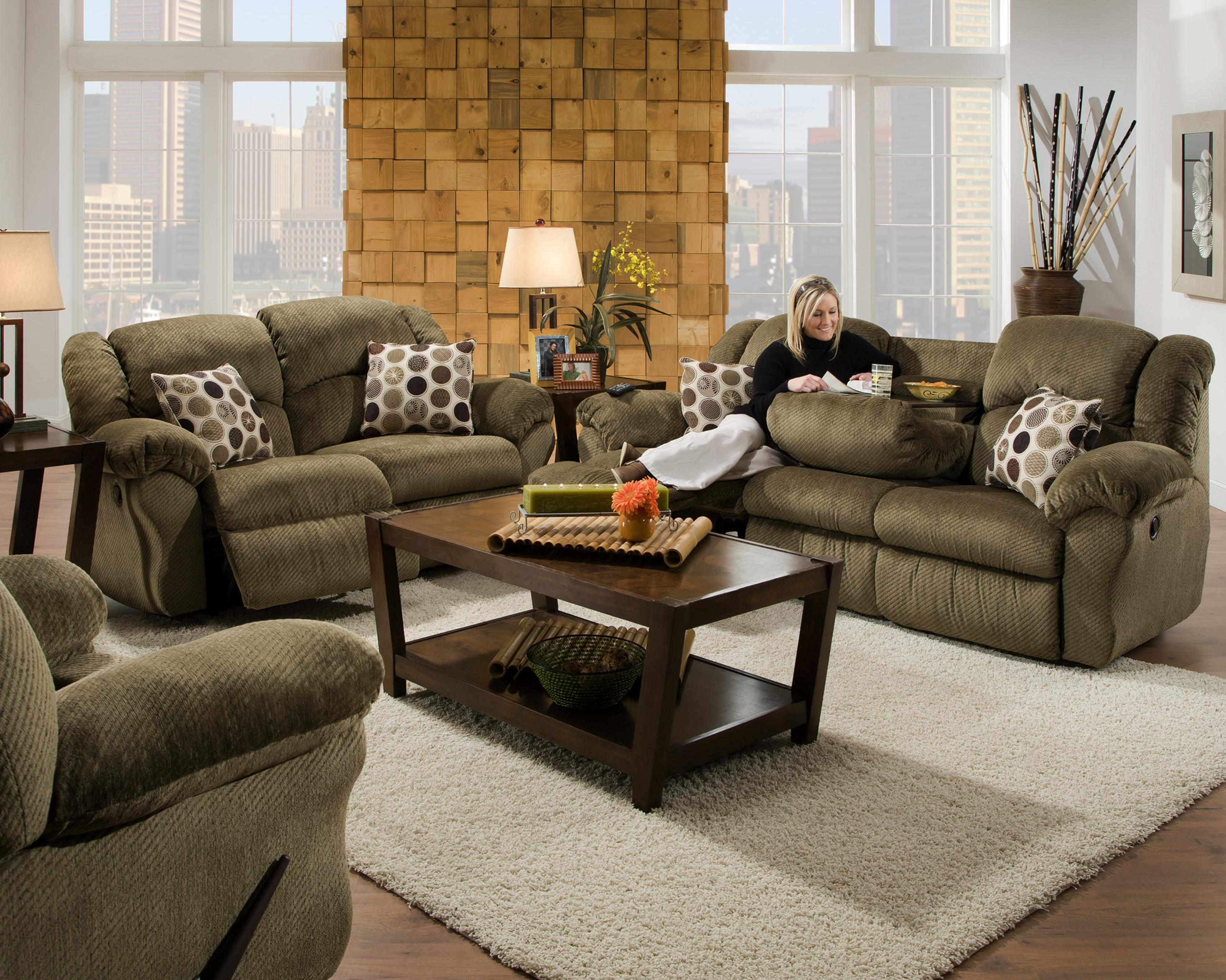 lane sofa with fold down table ashley furniture north shore franklin 691 92 5 inch reclining built in