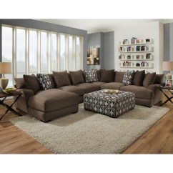572 Reclining Sectional Sofa With Chaise By Franklin Intex 68566 Ep Inflatable Pull Out Brayden Thesofa