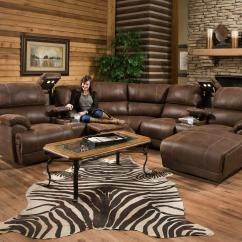 572 Reclining Sectional Sofa With Chaise By Franklin Order Sofas Online Uk Empire Left Side