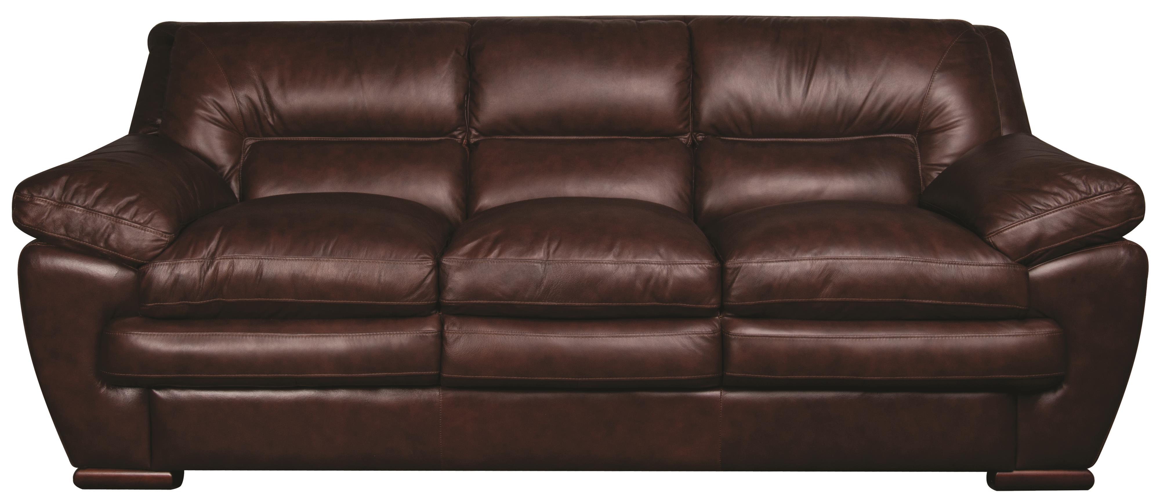 Austin 100% Leather Sofa  Morris Home Sofas