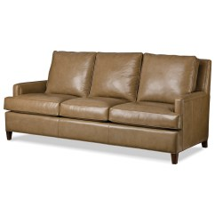 Hancock Leather Sofa Best Brand Of And Moore Ricki Contemporary