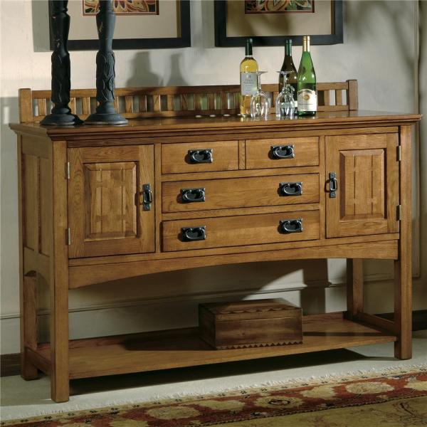 Arts and Crafts Furniture Sideboard