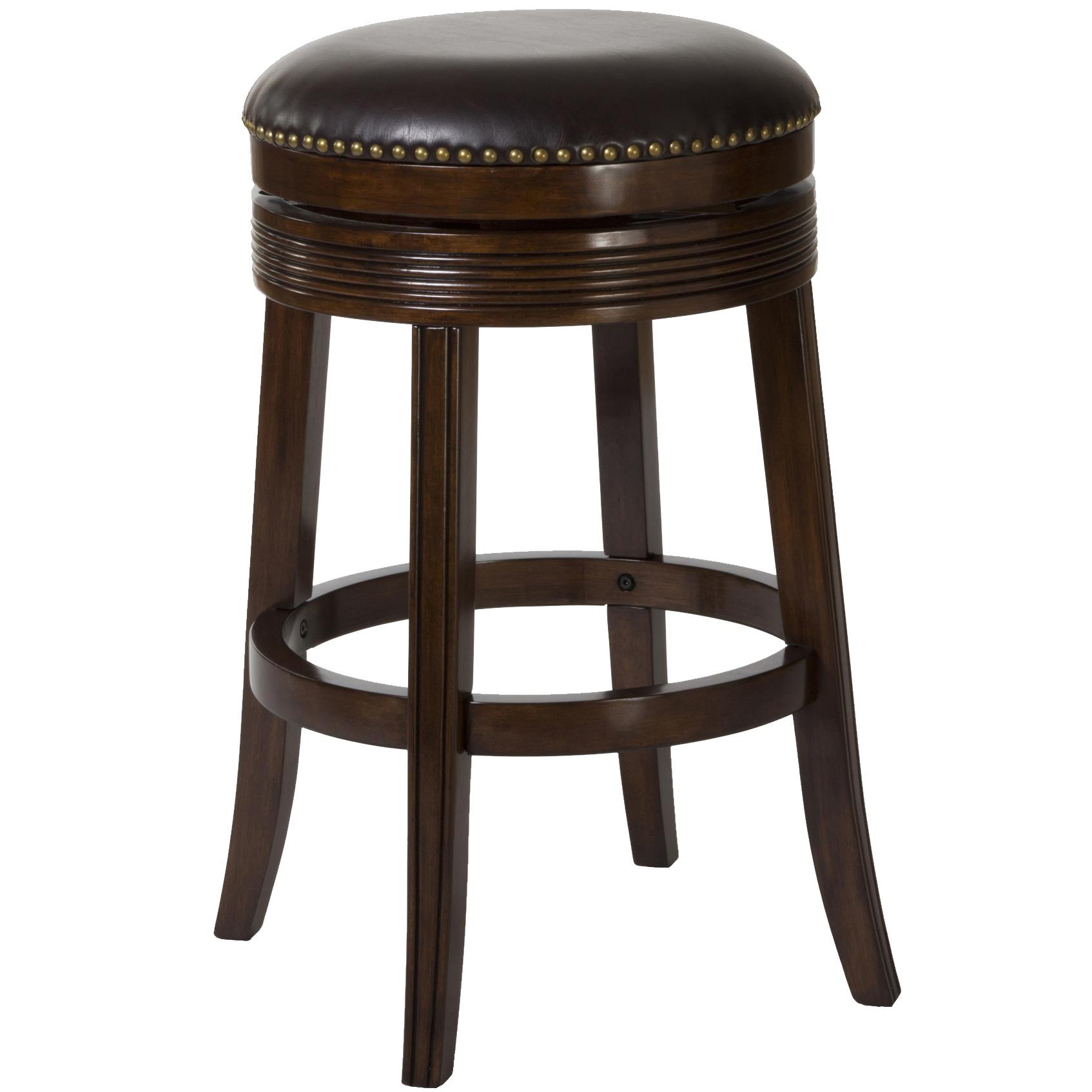 backless chair height stool ice cream parlor table and chairs hillsdale bar stools 30 quot tillman swivel