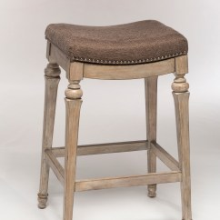 Backless Chair Height Stool Leather Dinning Chairs Hillsdale Bar Stools Non Swivel Counter