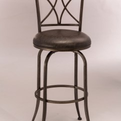 Steel Chair Size Kitchen Table Chairs Set Hillsdale Metal Stools 5772 826 Swivel Counter