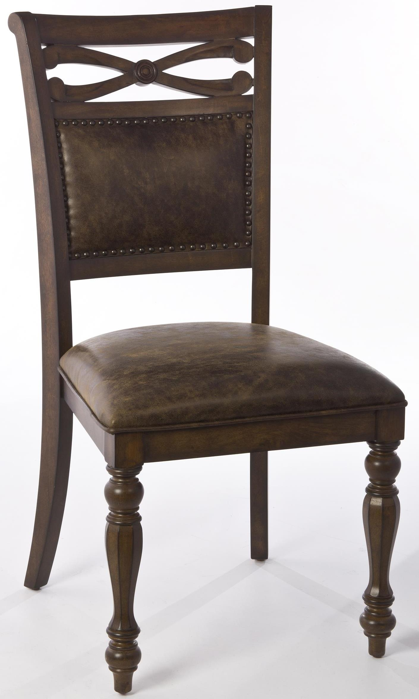 springs for chairs bentwood cane seat hillsdale seaton 5484 802 dining side chair with