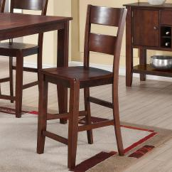 Pub Height Chairs Cedar Adirondack Seattle Holland House 8203 Counter Chair With Tapered