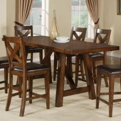 Pub Height Chairs Best Folding Lawn Chair Holland House Lakeshore 1278 Tpb3696 Colonial Table W